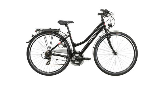 Ortler Lindau - Vélo de trekking Femme - noir
